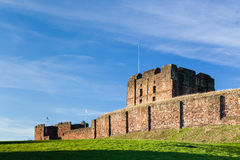 Carlisle Castle Royalty Free Stock Images