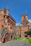 Carlisle Cathedral Stock Photography