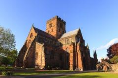 Carlisle Cathedral Arkivbilder