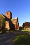Carlisle Cathedral Royaltyfri Foto