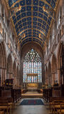 Carlisle Cathedral Nave A Royalty Free Stock Image