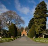 Carlisle Cemetery imagens de stock