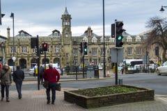 Carlisle City Railway Station Stock Photos