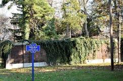 Carlisle högskolastad som lokaliseras i Pennsylvania, USA Fotografering för Bildbyråer