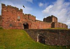Carlisle kasztel Fotografia Royalty Free