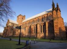 Carlisle katedra Fotografia Stock