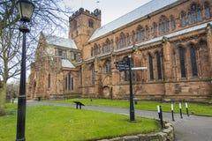Carlisle katedra Obrazy Stock