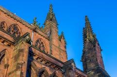 Carlisle katedra Obraz Stock