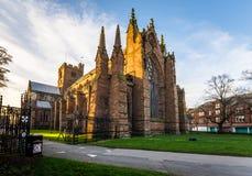 Carlisle katedra Zdjęcie Royalty Free