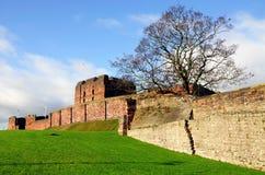 carlisle slott Arkivbild