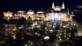 carlo casino monte Στοκ Φωτογραφία