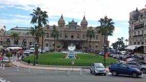 carlo casino monte Στοκ εικόνα με δικαίωμα ελεύθερης χρήσης