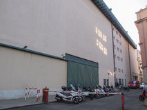 Carlo Felice-operahuis Genua Royalty-vrije Stock Foto's