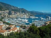carlo monte Monaco Obrazy Royalty Free