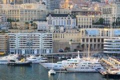 carlo monte Monaco Fotografia Royalty Free