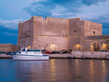 Carlo V Castle. Monopoli. Apulia. Stock Photos