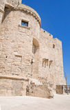 Carlo V Castle. Monopoli. Apulia. Royalty Free Stock Photos