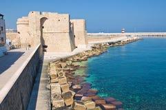 Free Carlo V Castle. Monopoli. Puglia. Italy. Stock Photos - 38959523