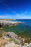 Carloforte - La Bobba bay Stock Photography