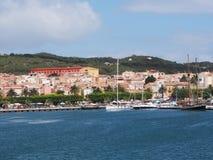 carloforte, SAN Pietro, Σαρδηνία, Ιταλία Στοκ φωτογραφία με δικαίωμα ελεύθερης χρήσης