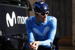 CARLOS BARBERO cyclist stock photography