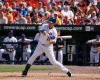 Carlos Beltran, New York Mets Royalty-vrije Stock Afbeeldingen
