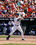 Carlos Beltran New York Mets Stockbild