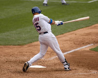 Carlos Beltran New York Mets Royalty Free Stock Images