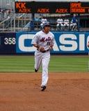 Carlos Beltran Nueva York Mets Fotos de archivo libres de regalías