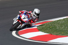 Carlos Checa - Ducati 1098R - Althea Racing Stock Images