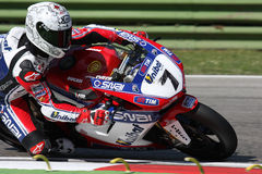Carlos Checa - Ducati 1098R - Althea Racing Stock Photos