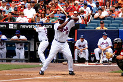 Carlos Delgado New York Mets Royalty Free Stock Photography