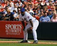 Carlos Delgado, New York Mets Images libres de droits