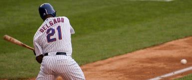 Carlos Delgado New York Mets Royalty Free Stock Photos