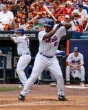 Carlos Delgado Nueva York Mets Imagen de archivo libre de regalías