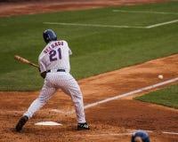 Carlos Delgado, Nueva York Mets Fotografía de archivo