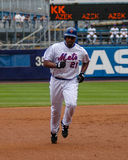 Carlos Delgado, Nueva York Mets Fotos de archivo