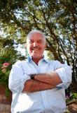 Carlos Fuentes posant en Majorque Image stock