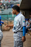 Carlos Garcia, Lexington Legends Stock Photography