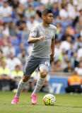 Carlos Henrique Casemiro of Real Madrid Stock Image