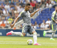 Carlos Henrique Casemiro of Real Madrid Stock Photo