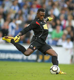 Carlos Kameni Royalty Free Stock Photography
