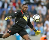 Carlos Kameni Royalty Free Stock Images