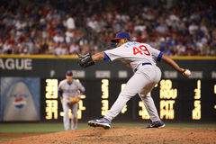 Carlos Marmol Stock Images