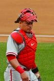 Carlos Ruiz Philadelphia Phillies Stock Photos