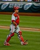 Carlos Ruiz Philadelphia Phillies Royalty Free Stock Photos