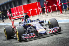 Carlos Sainz Royalty Free Stock Image