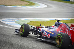Carlos Sainz Royalty Free Stock Photography