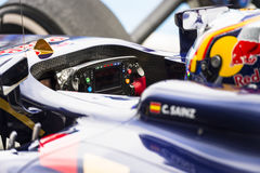 Carlos Sainz Stock Photography