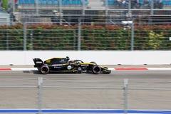 Carlos Sainz of Renault Sport Formula One Team. Formula One. Sochi Russia. Sochi, Russia - September 30, 2018: Carlos Sainz of Renault Sport Formula One Team stock photos